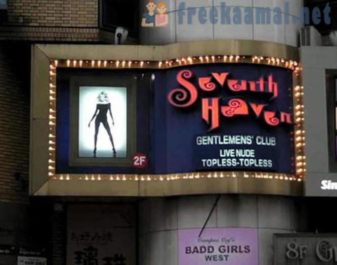 Japanski striptiz klub seks